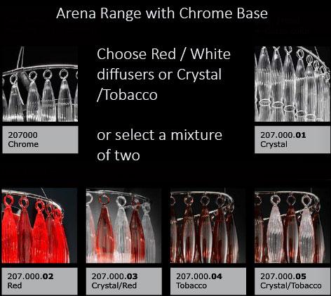Metallux Lighting Variants